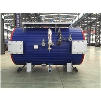 Exhaust Gas Boilers Flue Gas Waste Heat Recovery Boilers for HFO Generator Set