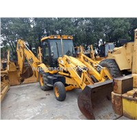 Good Condition Used JCB 3CX Backhoe Wheel Loader, Hydraulic Loader