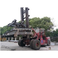 Used Heavy Equipment, Used Forklift Trucks, 40 Ton Container Lifting Truck For Sale