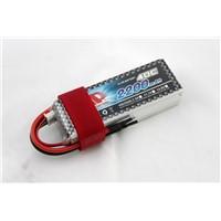 2200mAh 11.1V 40c Lithium Polymer Battery for Fpv Drone Uav