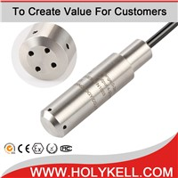 Holykell HPT604 Hot Sales 4-20ma Submersible Depth Water Liquid Level Sensors for Arduino, Deep Well