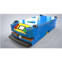 Knapsack Traction Automated Guided Vehicle