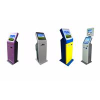 Shopping Mall & Bank Information Touchscreen Kiosk