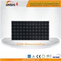 TUV Certificated Mono 310w Solar Panel