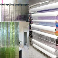 Supply Different Embossing PEVA Film Material for Bath Curtain