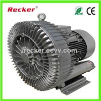 Heat Resistent Side Channel Compressor for Plastic Processing