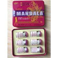 Super Mandala Exciting Liquid Women Strong Effect Aphrodisiac Drops Libido Arousal Water Female Sex Enhancement