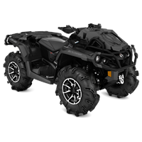 2017 Can-Am Outlander XMR 1000 ATV
