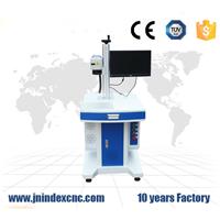 Color Laser Marking Machine with 30w 60w Mopa Fiber Laser Source