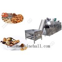 Continuous Peanut Drying Machine|Groundnut Roasting Machinery