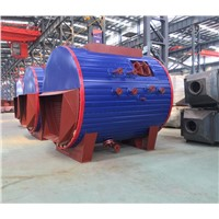 Waste Heat Recovery Boiler, High Temperature Industrial Flue Gas Heat Recovery Steam Boiler