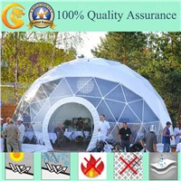 Latest Inovation 50 Feet Geodesic Dome Tent for Events
