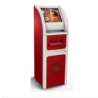Customized Bill Payment Self Service Kiosk, Cash Payment Machine