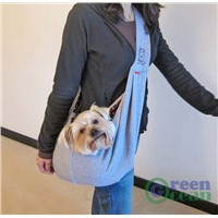 Handsfree Double-Sided Reversible Small Dog Cat Pets Sling Bag