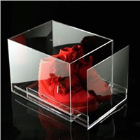 Acrylic Shoes Display Case