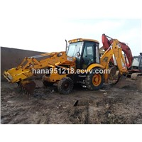 Used JCB 3cx Loader with Excavator Drill Bulldozer in Cheap Price for Sale