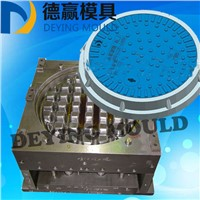 2017 Hot Sale New Product SMC/BMC Manhole Cover Mould Compression Manhole Cover Mold Making