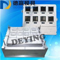 China Taizhou Mould Factory Supply SMC/BMC Meter Box Mould Compression Mold for Meter Box Molding