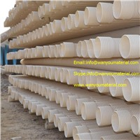 High Quality PVC Corrugated Pipe for Construction Or Building Materials