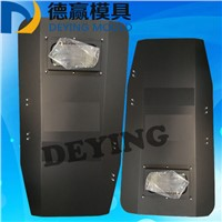 Professional Kevlar Military Bulletproof Shield Mould Maker 2017 Army Bulletproof Shield Compression Mold Making
