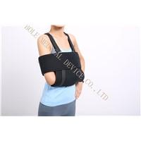 Postoperative Care Multifunction Medical Arm Shoulder Brace Broken Arm Sling with Hook & Loop