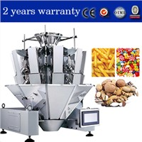 Raisin, Dried Fruit, Candied Fruit Computer Weigher with No-Spring
