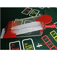 Card Dealing Shoe Gambling Eight Deck Black Jack Shoe
