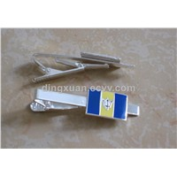 Custom Enamel Tie Bar