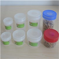 Home Storage Boxes Organization Lids Food Storage Container