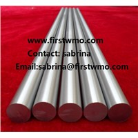 Molybdenum Rods with Ground Surface