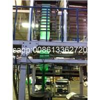 Mini Polyethylene HDPE Film Blowing Machine Mini Plastic Film Extruder (SJ-45)