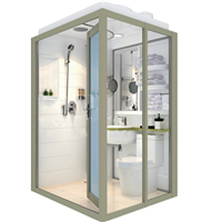Prefabricated Bathroom Pods Suppliers in China Shenzhen