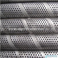 25mm Stainless Steel Perforated Exhaust Pipe/Tube Price For Automobile Emission