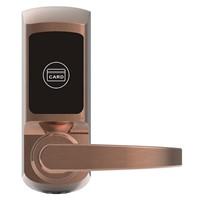 Hotel Card Digital Lock Cerradura Hotel Electronic Door Lock