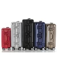 Hot Selling Troley Luggage Wth Aluminum Frame