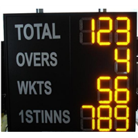 Professional LED Cricket Scoreboard for Sale
