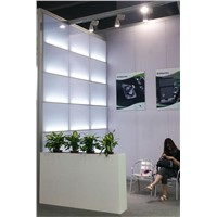 Lighting Wall Board System Box for Exhibition Stand Expo Equipment Trade Fair Advertisement Exhibit Display Booth