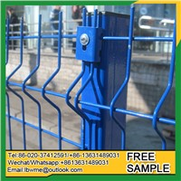 Sonoma Fence Panels Galvanized Anaheim Metal Wire Mesh Fencing Powder Coated