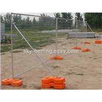 Construction Site Used Australia Standard Temporary Fence Panel