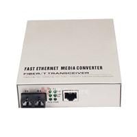 Dual Fiber 1000M Gigabit Ethernet Fiber Media Converter
