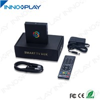 S905x Android 6.0 X96 Smart TV Box WiFi Bluetooth4.0 Set Top Iptv Top Boxes KODI