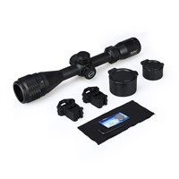 Tactical Hunting Rifle Gun Scope 3-12X40AOIR Rifle Scope
