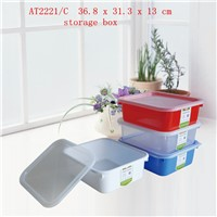 Factory Direct Sale Storage Plastic Box