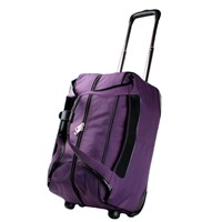 Promotional 600D Polyester Travel Trolley Bag