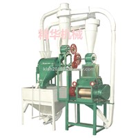 6FD Complete Flour Mill Units