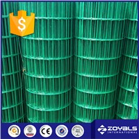 Steel PVC Coated Welded Wire Mesh Roll