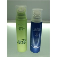 Silicone Brush Plastic Tube for Cleaning Massage Packaging
