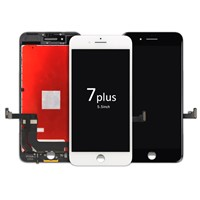 for iPhone 7 Plus LCD Screen & Digitizer Assembly with Frame & Small Parts. HQ