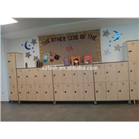 Anti-Bacterial/Easy to Clean High Pressure School HPL Locker