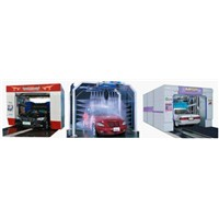 Fully Automatic Touchless Free Car Wash Machine System Equipment High Quality Manufacture